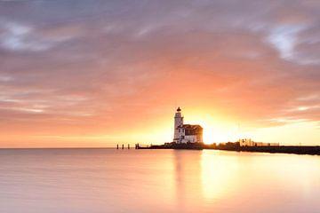Cheval de phare de Marken sur John Leeninga