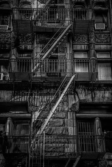 Die Feuerleiter von Joris Pannemans - Loris Photography