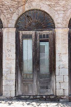 Erinnerungen an ein altes Haus von Inez VAN DE WEYER