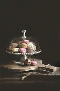 Macarons in low-key van Moody Food & Flower Shop