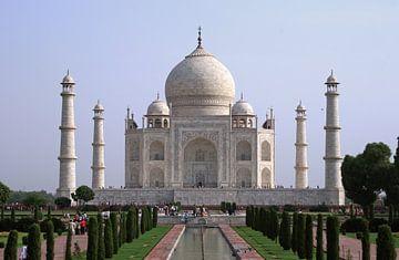 Taj Mahal von Gert-Jan Siesling