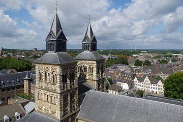 Die Sint-Servaasbasiliek in Maastricht von Berthold Werner