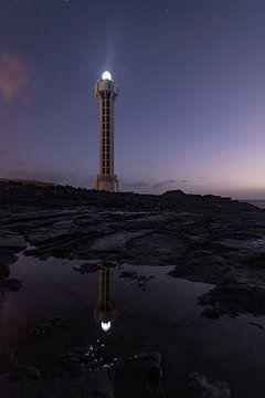 Lighthouse at La Palma sur Leon Doorn