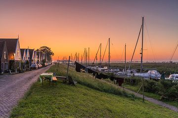 Sonnenaufgang in Durgerdam