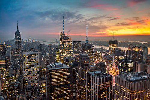 New York Panorama III van