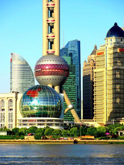 Shanghai van Mr and Mrs Quirynen