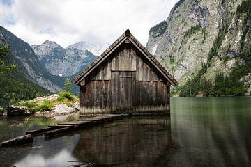 Obersee - Berchtesgaden van Fabian Bracht