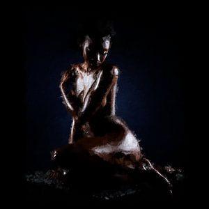 Schwarze Göttin (Gemälde)