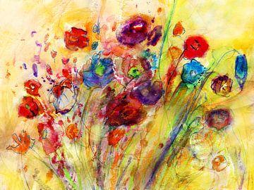 Grüsse an den Sommer von Claudia Gründler