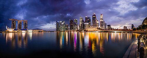 Singapore in al haar glorie van