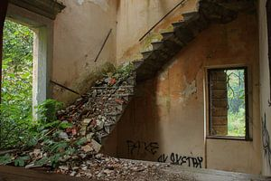 Treppe zum Nichts