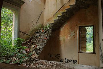 Stairs to nothing van AH-Fotografie