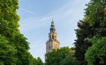 Martinitoren Groningen (Niederlande) von Marcel Kerdijk