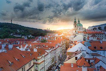 St. Nicholas - Prag von Salke Hartung