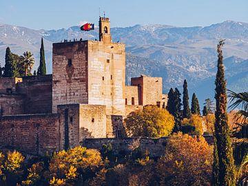 Alhambra (Granada, Spain) sur Alexander Voss