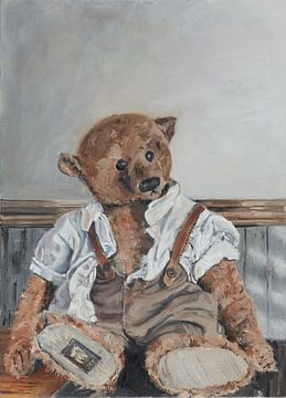 MEIN TEDDYBÄR-JEF von Kelly Durieu