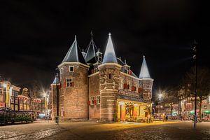 Waag Amsterdam van