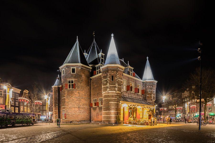 Waag Amsterdam van Kevin Nugter