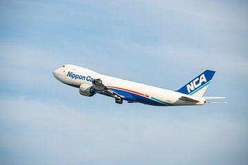 Nippon Cargo Boeing 747-8F, JA 18KZ. van Gert Hilbink