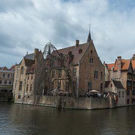 Le Quai du Chapeau de Rose de Bruges, à son apogée sur Patrick Verhoef