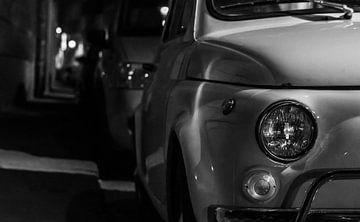 Fiat 500 in Florence von Mario Calma