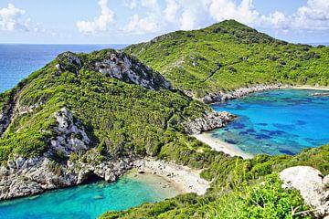 Paradijs op Corfu van