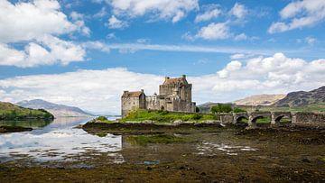 Eilean Donan Schloss von Dick Frieling