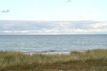 Op het strand van Prerow van Anja Bagunk