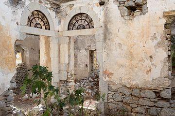 altes verlassenes Gebäude von gj heinhuis