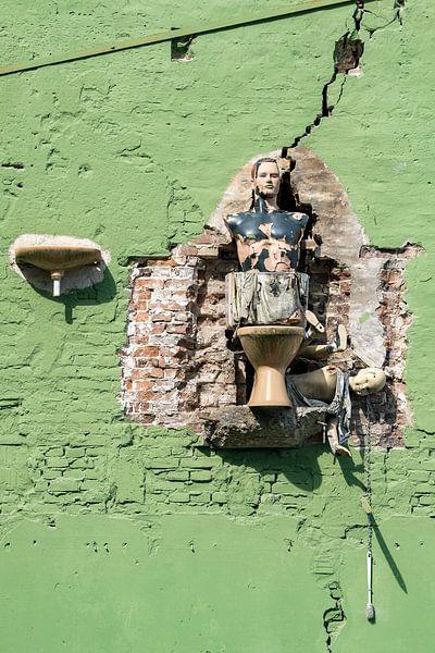 Wall Art Nijmegen van Vincent de Moor