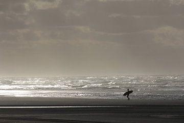 Ameland surfer van John ten Hoeve