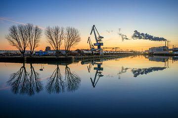 Am Dortmunder Hafen
