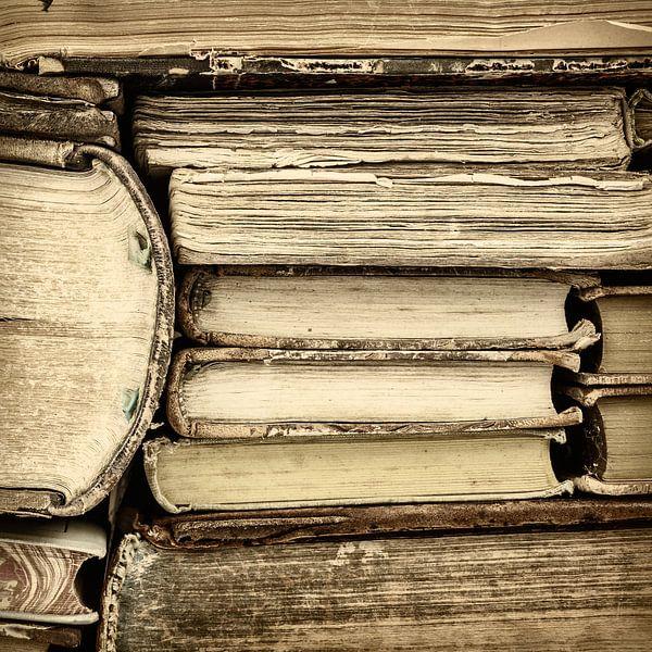 De oude boeken van Martin Bergsma