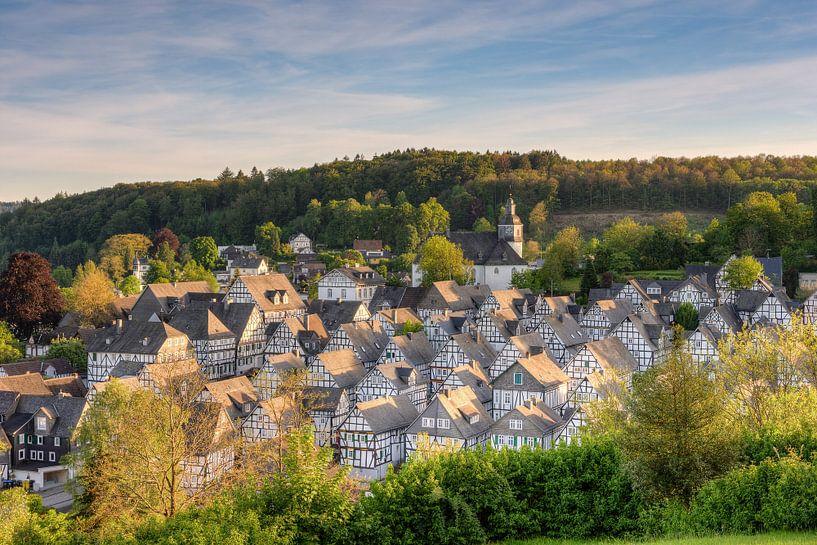 Freudenberg im Siegerland von Michael Valjak
