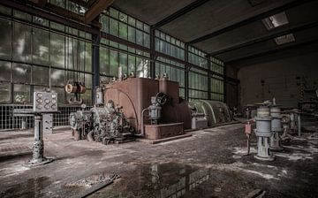 Generatorhalle von Olivier Van Cauwelaert
