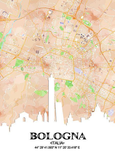 Bologna van Printed Artings