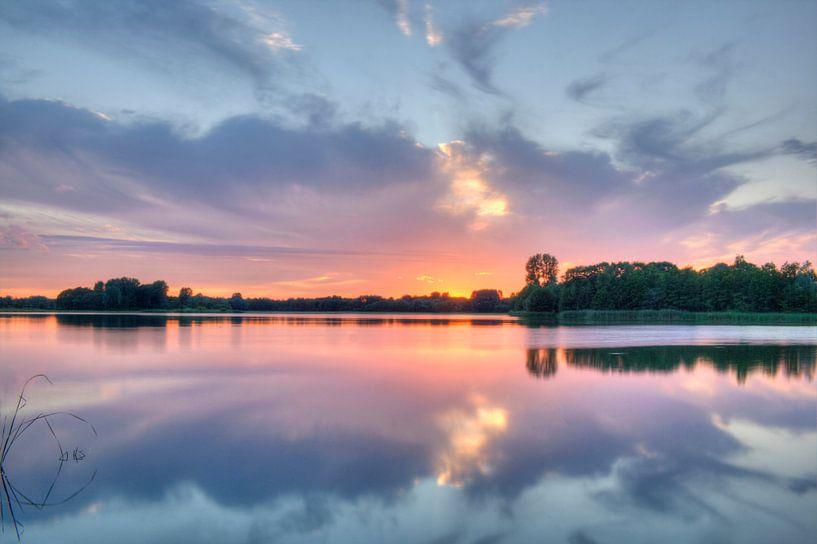 Serene rust van Pieter Navis