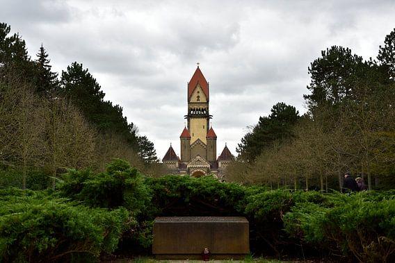 Crematorium Southern Graveyard - Leipzig