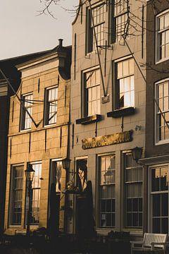 Goedereede Hotel de Gouden Leeuw van Onno Alblas