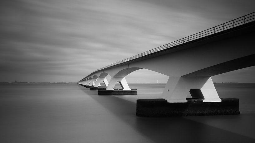 Zeelandbrug. van Daan Overkleeft