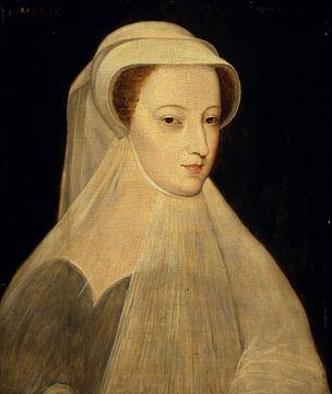 Marie, Reine d'Ecosse, François Clouet