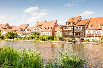 Klein Venetië in Bamberg van ManfredFotos