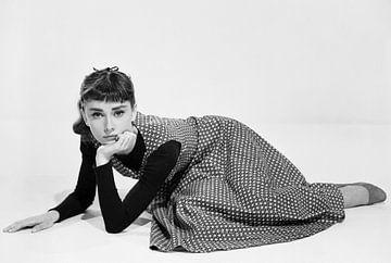 Audrey Hepburn von Bridgeman Images