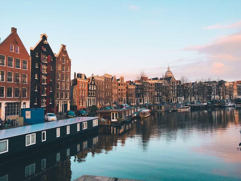 Amsterdam van Ali Celik