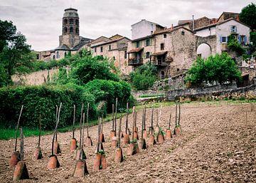 Auvergne XI van Mario Bentvelsen