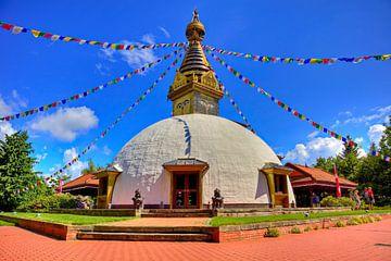 Nepal Himalaya Paviljoen Wiesent bij Regensburg van Roith Fotografie