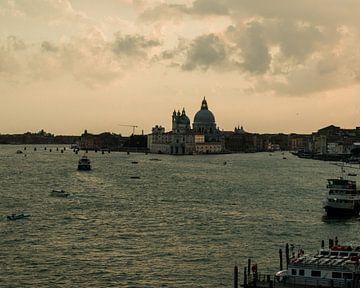 Venice - Santa Maria della Salute van Maybelline Weverink