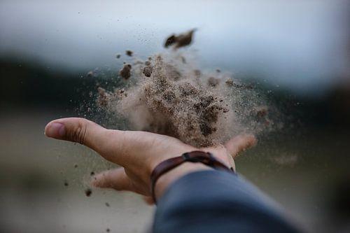 Sandstorm van Ruwan Silva