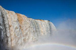 Watervallen van de Iguaçu in Brazillië van