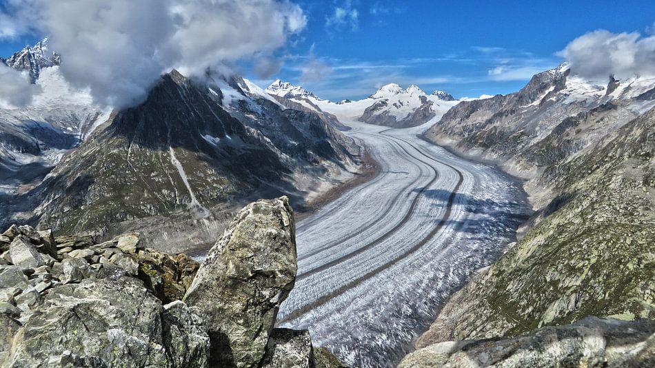 Aletsch Gletsjer